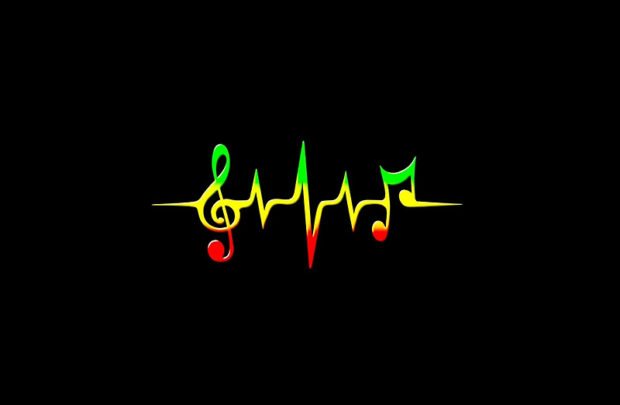 reggae music artwork
