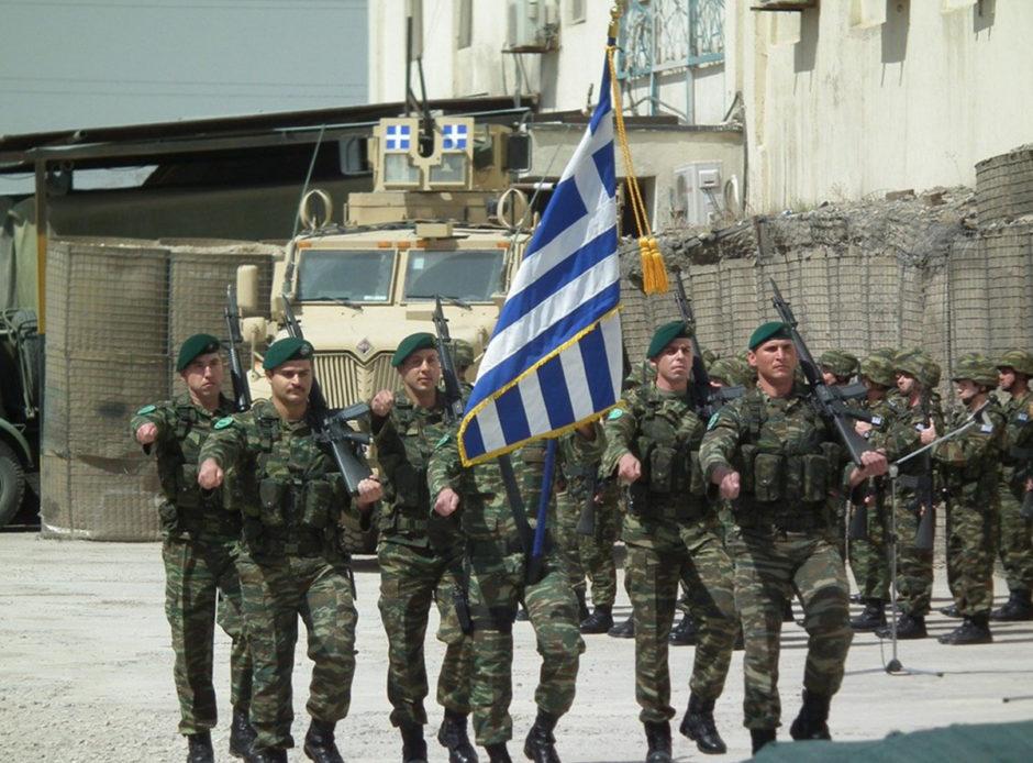 Mandatory Military Service in Greece: Balkan Hotspot