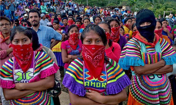 women who fight chiapas mexico