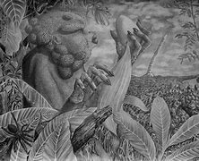 The Baclou, fictional creature